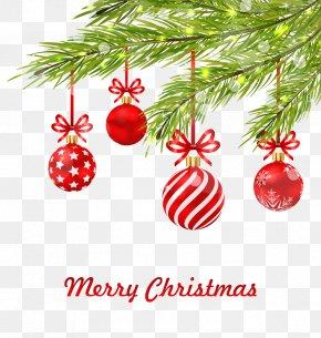 Colored Christmas Balls - Christmas Decoration Christmas Ornament Christmas Tree PNG