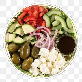 Greek Salad - Greek Salad Vegetarian Cuisine Asian Cuisine Wrap Lunch PNG
