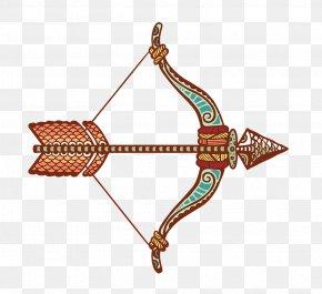 Bow And Arrow - Sagittarius Bow And Arrow PNG