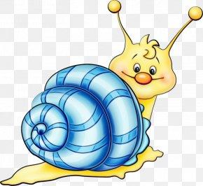 Slug Sea Snail - Snails And Slugs Snail Sea Snail Clip Art Slug PNG