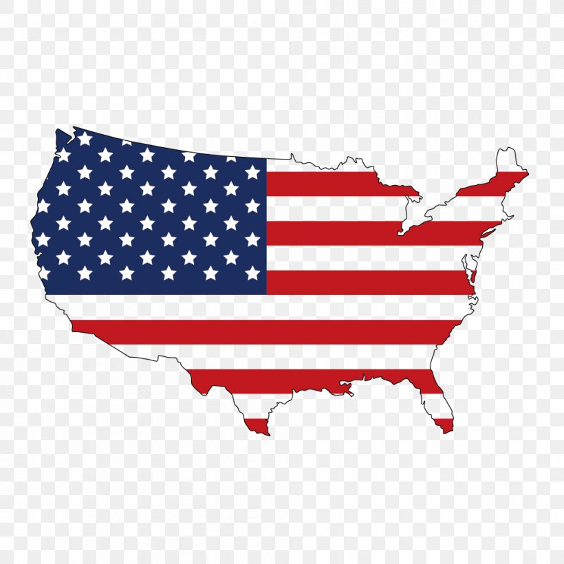 Flag Of The United States Clip Art, PNG, 1000x1000px, United States, Area, Flag, Flag Of The United States, Image Resolution Download Free