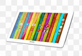 Android - ARCHOS 101d Neon Android Wi-Fi IPad Gigabyte PNG