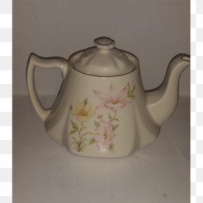 Chinese Tea - Teapot Kettle Ceramic Porcelain Tableware PNG