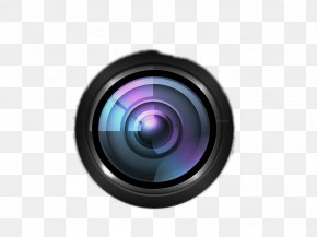 Eyes Of The World - Camera Lens PNG