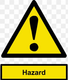 Town Sign Cliparts - Hazard Symbol Warning Sign Safety PNG
