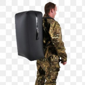 Military - Military Dry Bag Gunny Sack Dry Suit PNG