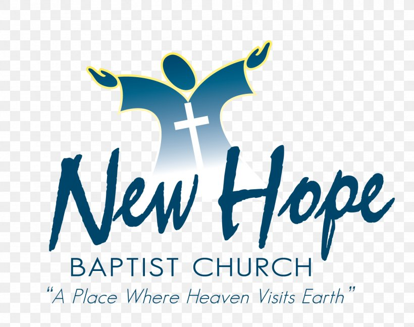 New Hope Baptist Church Missionary Baptists Logo Brand, PNG ...