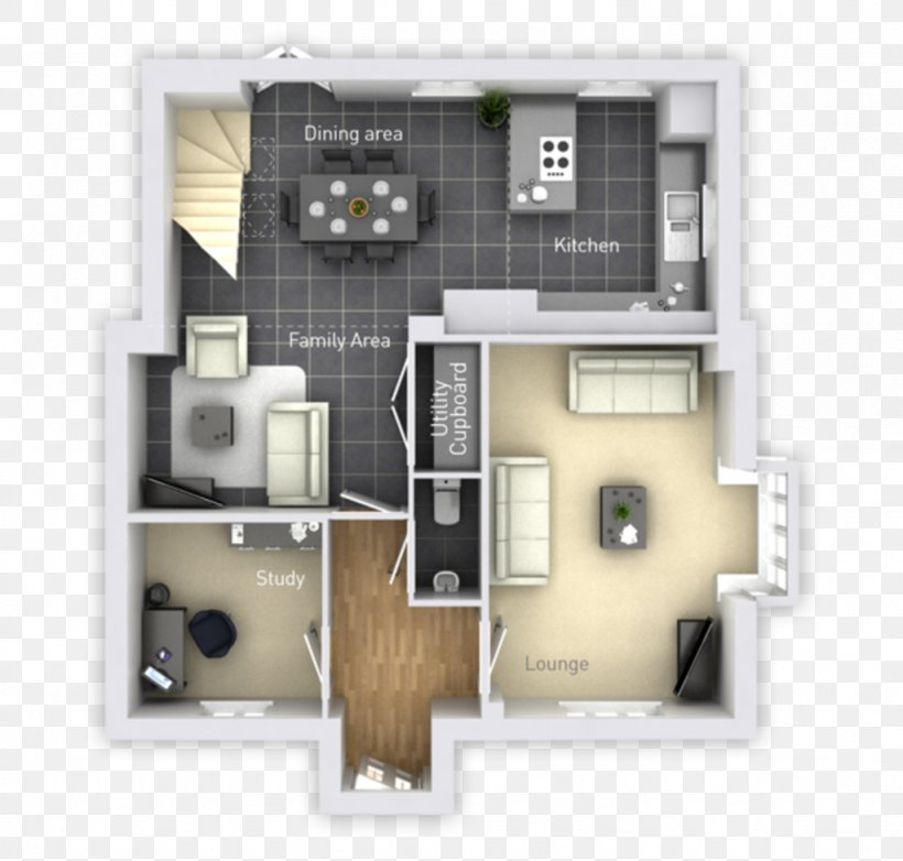 House Open Plan Bedroom Floor Plan Home