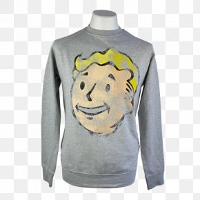 T-shirt - Long-sleeved T-shirt Hoodie Fallout 4 PNG