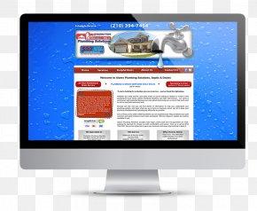Web Design - Responsive Web Design Web Template System PNG