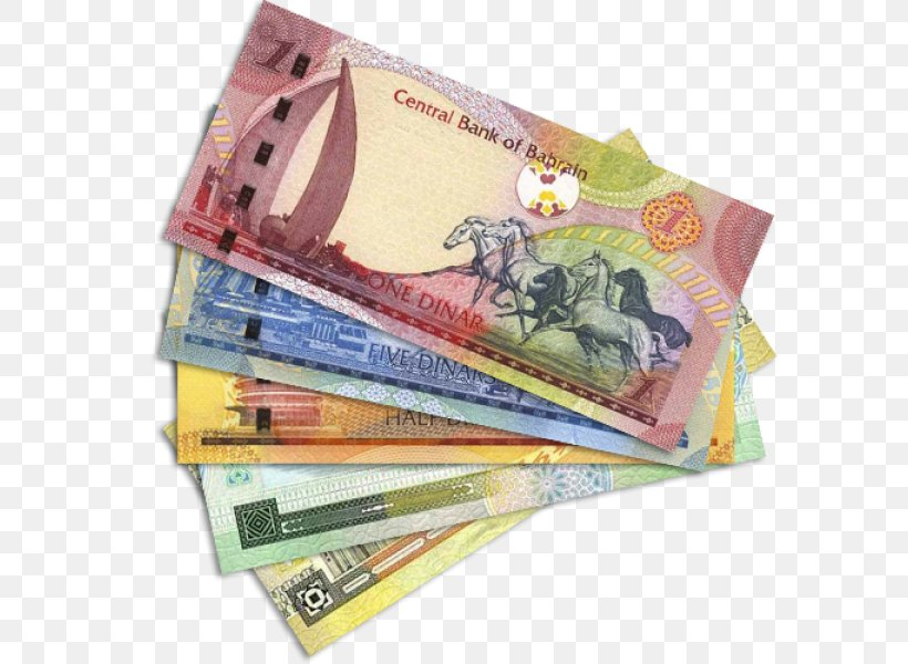 Bahraini Dinar Currency Exchange Rate