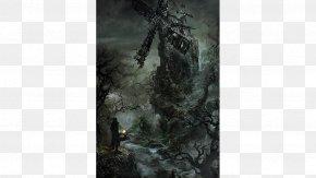 Bloodborne - Bloodborne PlayStation 4 Concept Art Video Game PNG