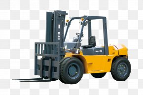 Heavy Equipment - Forklift Diesel Fuel Heavy Machinery Material Handling PNG
