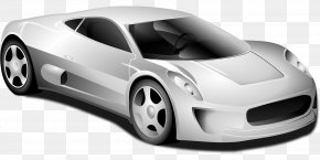 Car - Sports Car Ferrari Used Car Vehicle PNG