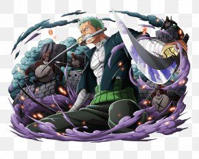 ZORO - Roronoa Zoro One Piece Treasure Cruise Monkey D. Luffy Franky Vinsmoke Sanji PNG