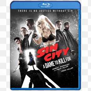 Dvd - Blu-ray Disc Film DVD Digital Copy Sin City PNG