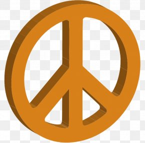 Creative Commons Graphics - Peace Symbols 3D Computer Graphics Clip Art PNG