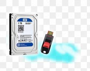 Hard Disk U - Hard Disk Drive Western Digital Serial ATA Seagate Barracuda Terabyte PNG