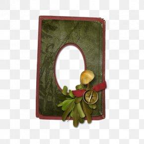 Vintage Frame Material - Picture Frame PNG