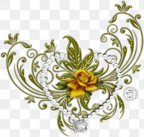 Flower - Flower Yellow Clip Art PNG