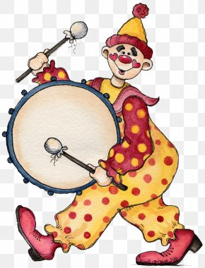 Clown - Clown Circus Clip Art PNG