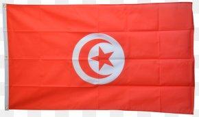 Flag - Flag Of Tunisia Flag Of Tunisia National Flag Fahne PNG