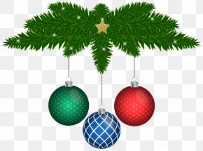 Christmas Balls Decor Clip Art Image - Christmas Tree Christmas Ornament Christmas Decoration PNG