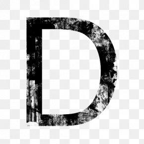 Letter D - Letter Icon Eth PNG