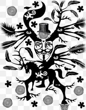 Mark Burns Gulfstream Supervillain - Poetic Edda Anonymous Cartoon Pattern Symbol PNG