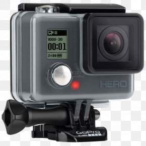 Gopro Camera Image - GoPro 4K Resolution Action Camera PNG