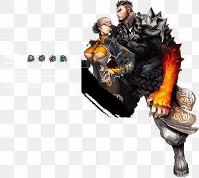 Blade & Soul Master X Master Model Sheet Video Game Art PNG