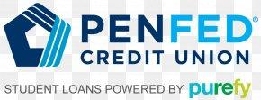Refinancing Logo Student Loan Pentagon Federal Credit Union PNG