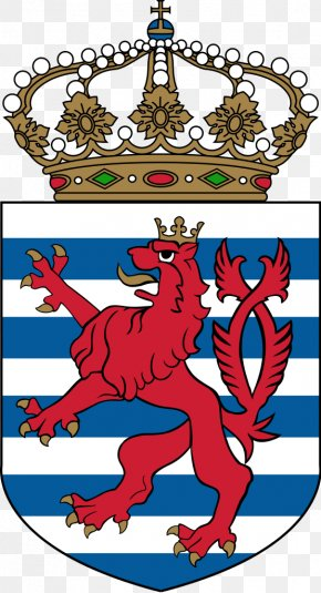 Luxembourg City Coat Of Arms Of Luxembourg Grand Duchy Grand Ducal Family Of Luxembourg PNG
