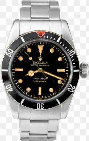Rolex - Rolex Submariner Watch Rolex Oyster Perpetual Submariner Date Gold PNG