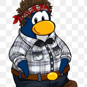 Penguin - Club Penguin Igloo Game PNG