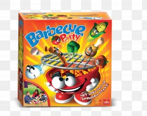 Bbq Party - Goliath Barbecue Party Party Game Board Game PNG