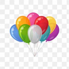 Balloon - Party Savers Midland Balloon Birthday PNG