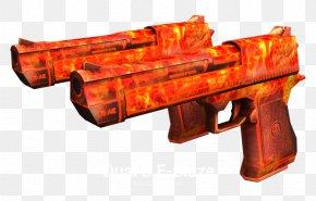 Weapon - CrossFire IMI Desert Eagle Weapon Firearm Dual Wield PNG