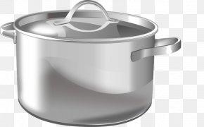 Cooking - Crock Cookware Olla Stock Pots Clip Art PNG
