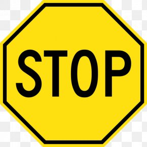 Stop Sign - Stop Sign Traffic Sign Manual On Uniform Traffic Control Devices Yield Sign Clip Art PNG