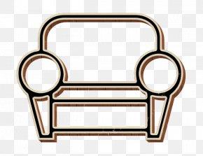Furniture Sofa Icon - Furniture Icon House Icon Seat Icon PNG