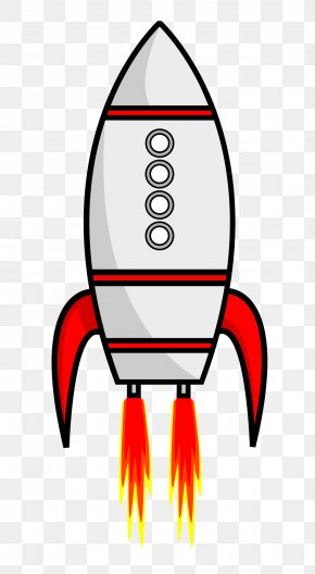 Rocket Vectot - Rocket Spacecraft Cartoon PNG