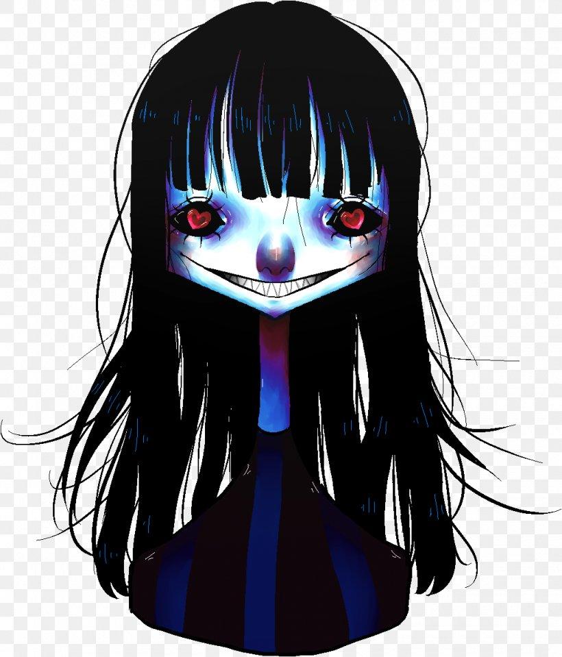 Black Hair Purple Cartoon Character Png 1020x1193px Black Hair
