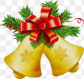 Holly Christmas Eve - Christmas Decoration PNG