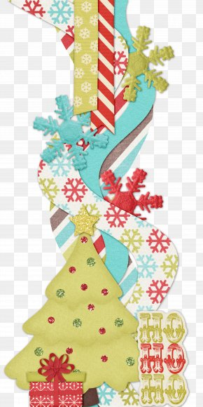 Clip Style Christmas Pattern - Christmas Gift ClipBook Viewer Clipboard PNG