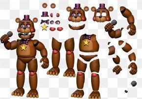 Animatronic Five Nights At Freddy's - Freddy Fazbear's Pizzeria Simulator Five Nights At Freddy's Animatronics Chuck E. Cheese's Image PNG
