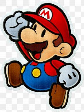 Super Mario - Paper Mario: Color Splash Wii U PNG