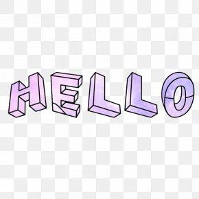 HELLO - Theme Idea PNG
