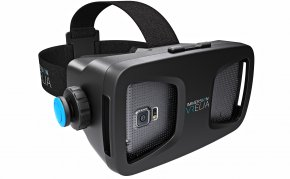 VR Headset - Virtual Reality Headset Head-mounted Display Immersion Technology PNG