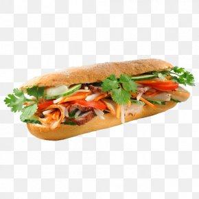 Vegetables Hot Dog - Bxe1nh Mxec Hot Dog Vegetable Sandwich Fast Food Vietnamese Cuisine PNG